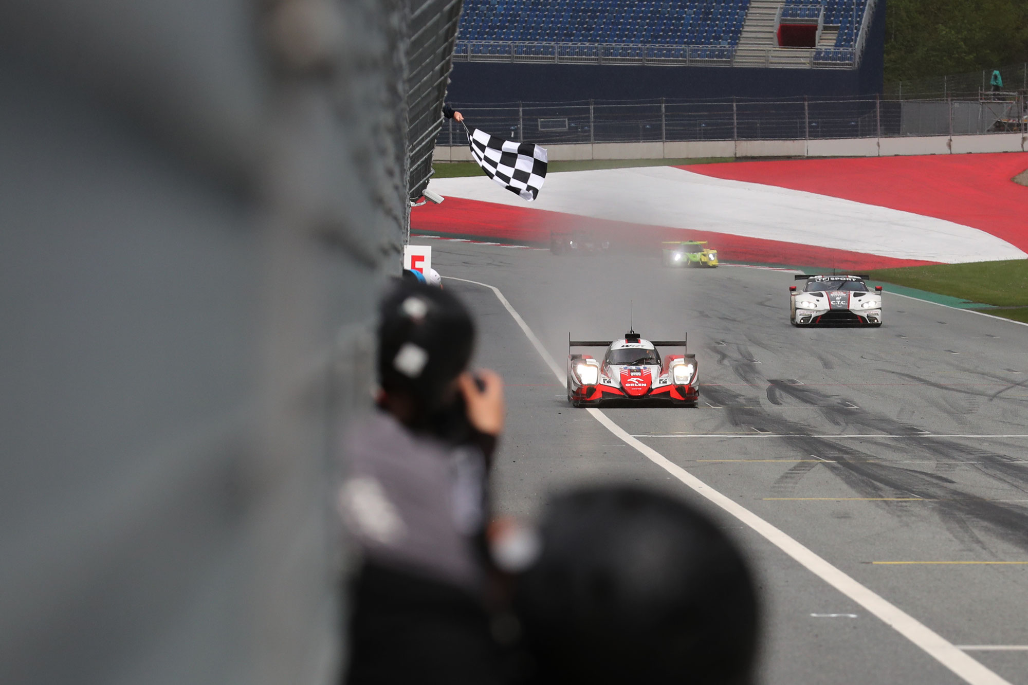 WRT gewinnt auf dem Red Bull Ring