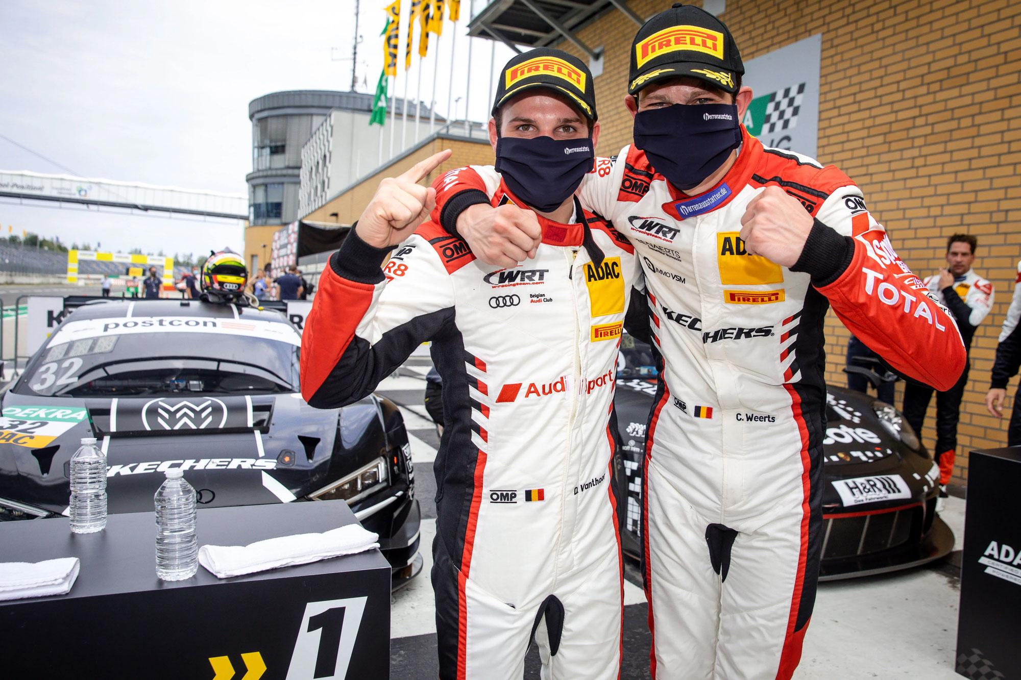 Team WRT setzt auf Audi-Sport-Fahrer