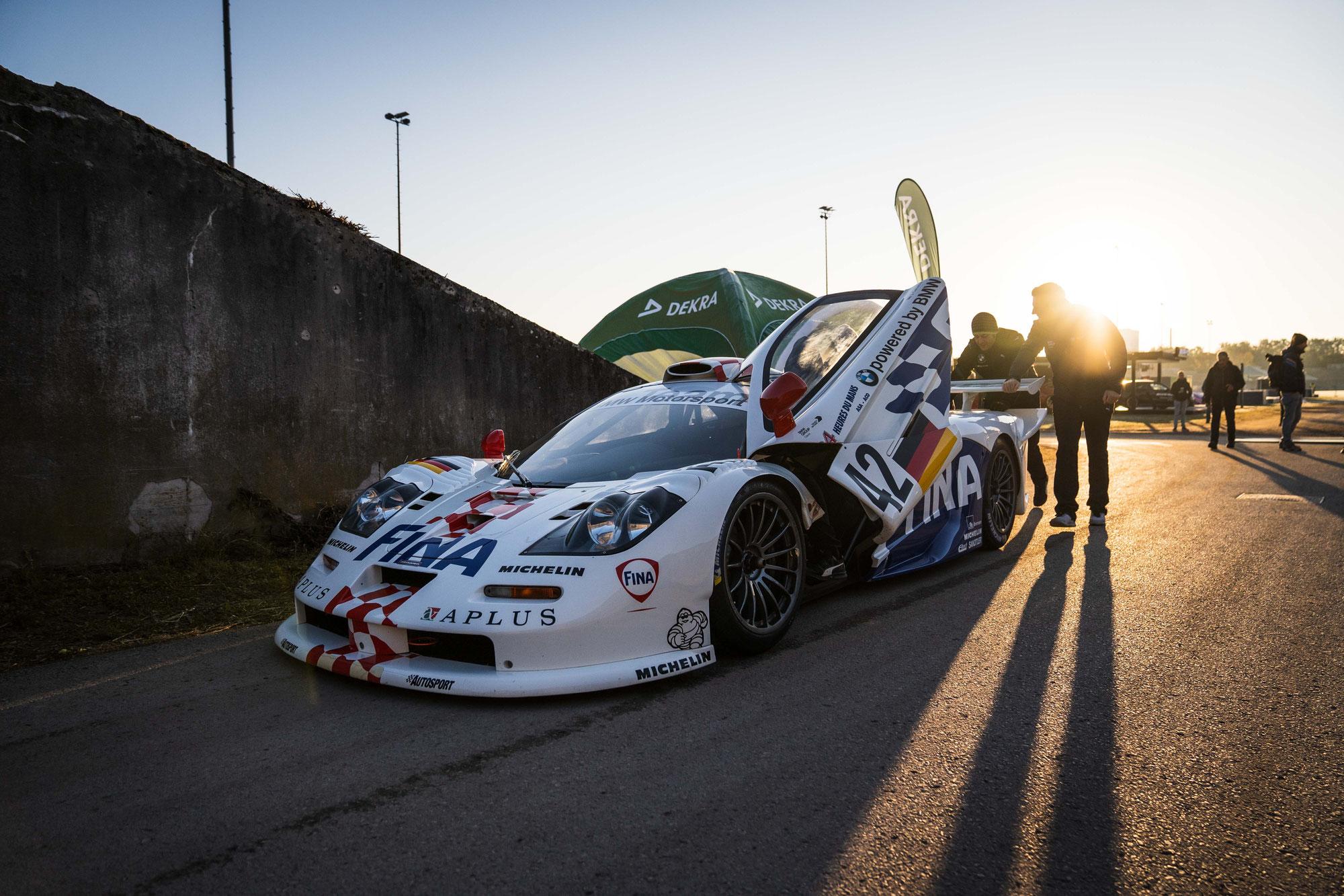 Großer Auftritt von BMW M Motorsport auf dem Norisring mit Titelgewinnen, Rennlegenden und dem Abschied des BMW M6 GT3