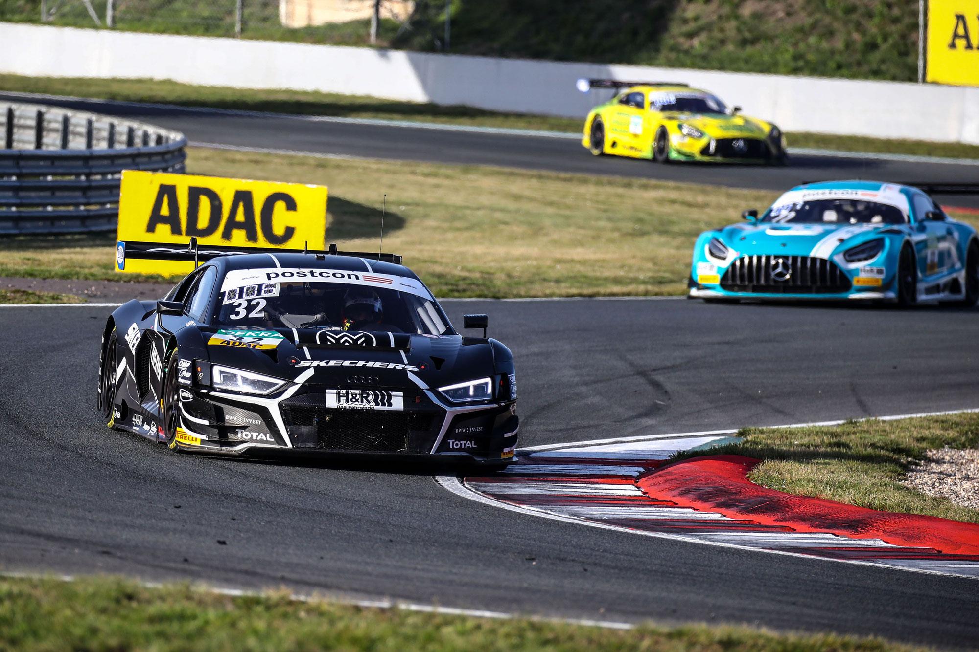 Team WRT startet auch 2021 im ADAC GT Masters