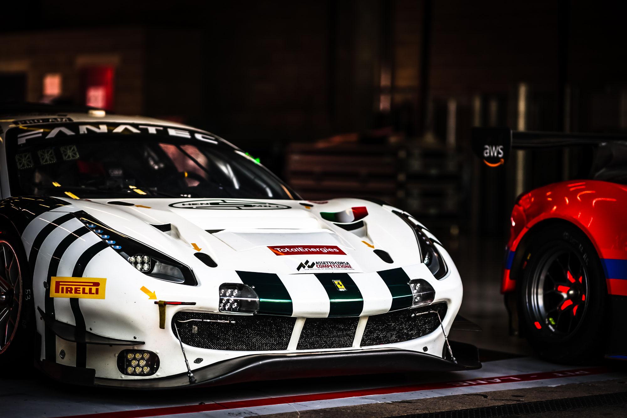 TotalEnergies 24-Stunden-Rennen von Spa - Ruhm und Ehre in hart umkämpften Klassenwettbewerben