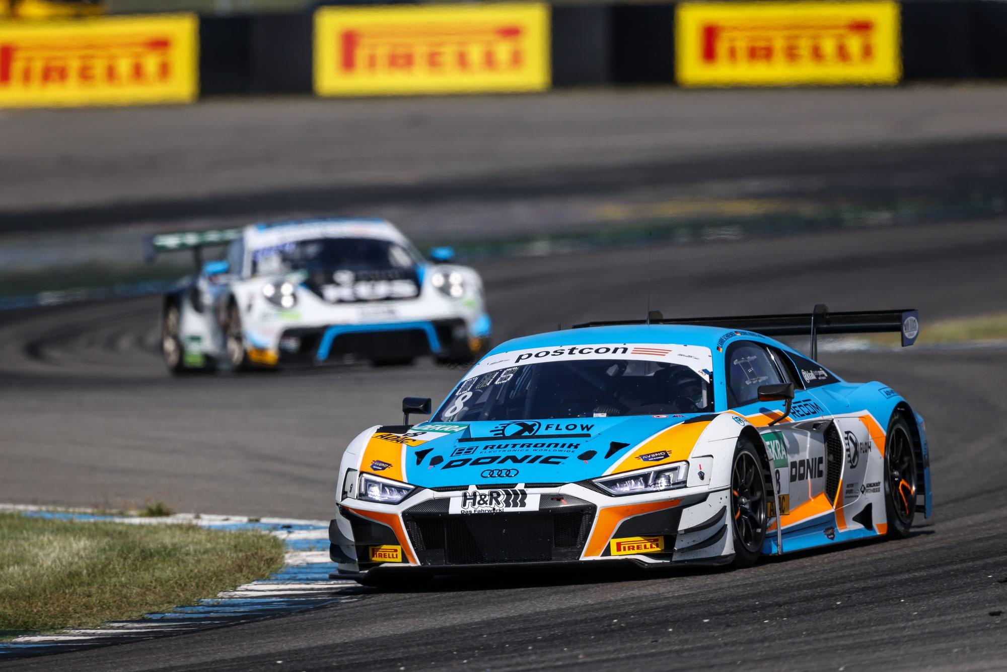 Rutronik Racing komplettiert Line-up für ADAC GT Masters