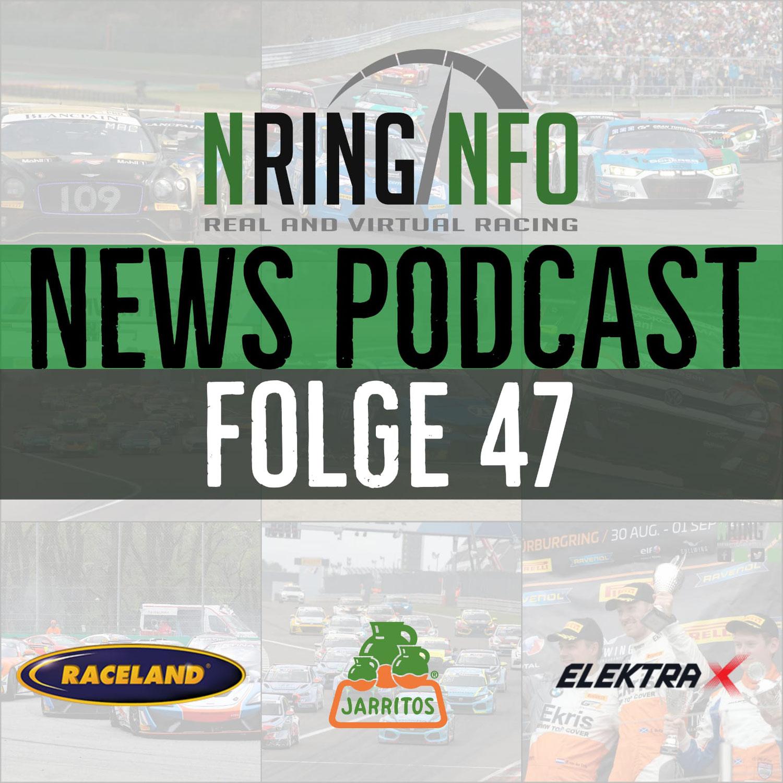 NRingInfo News Podcast Folge 47 (04.01) - Kurzer Neujahrsnewsflash