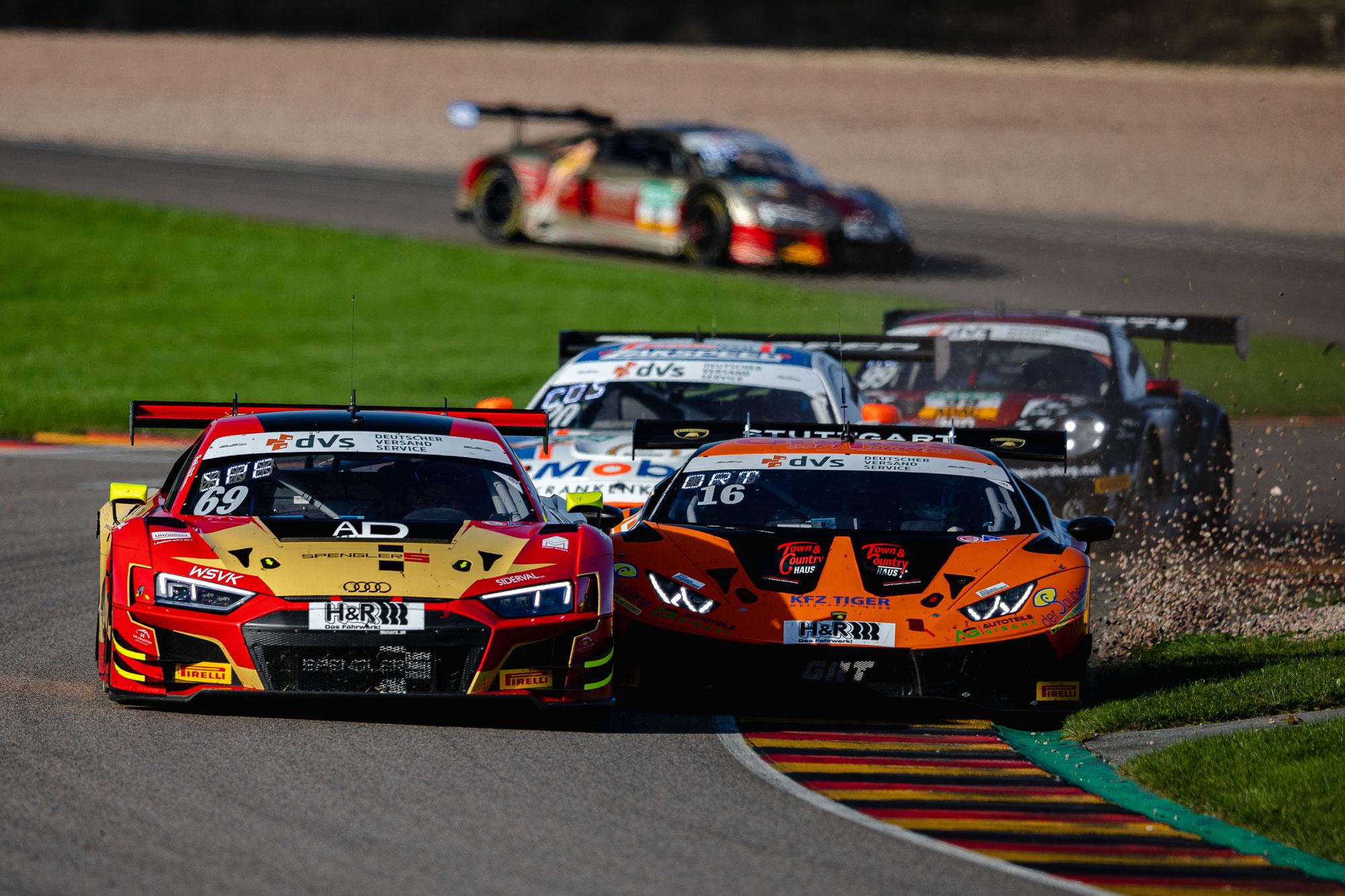 Hockenheimspiel: Starke Lokalmatadore wollen den Sieg in der Deutschen GT-Meisterschaft