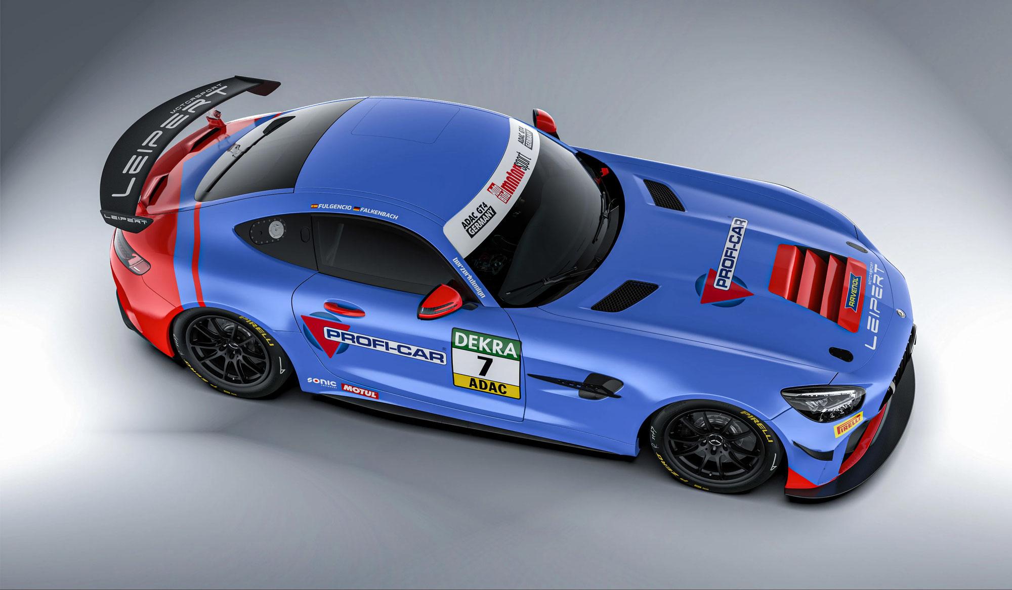 Leipert Motorsport ist zurück