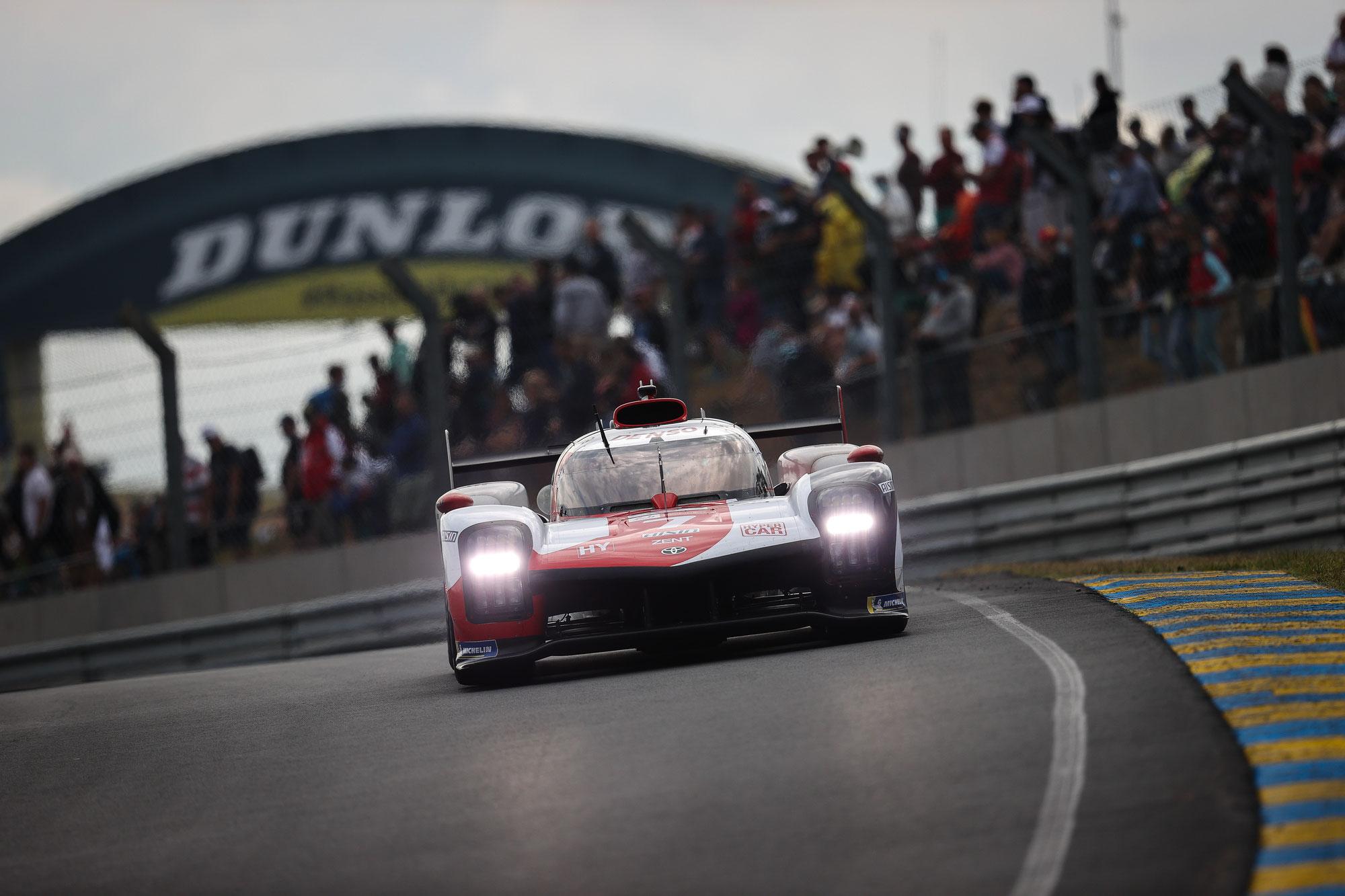LM24 6-Stunden-Bericht: Lopez fährt für Toyota, während Ferrari in der LMGTE Pro Platz 1 belegt