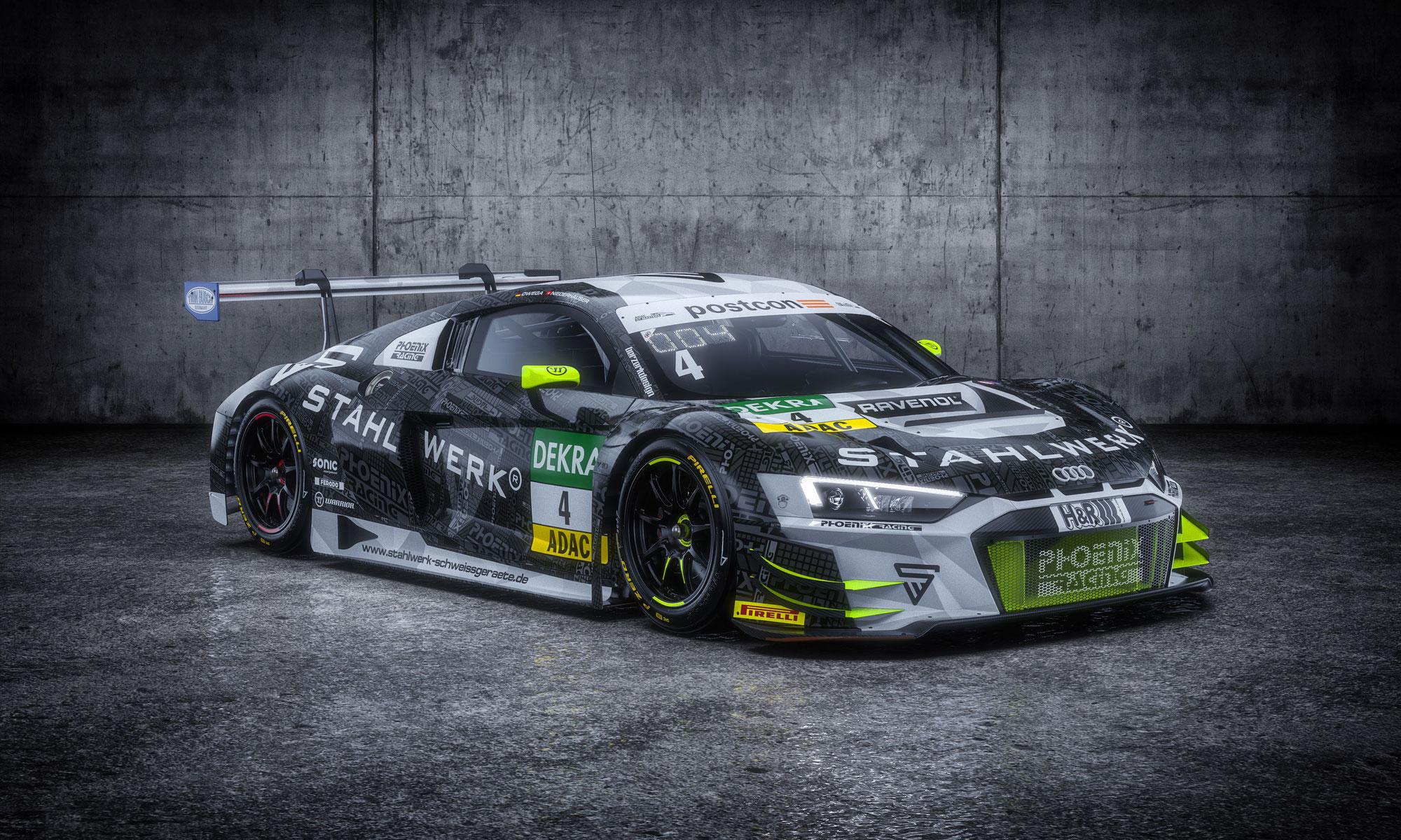 Phoenix Racing kehrt in das ADAC GT Masters zurück