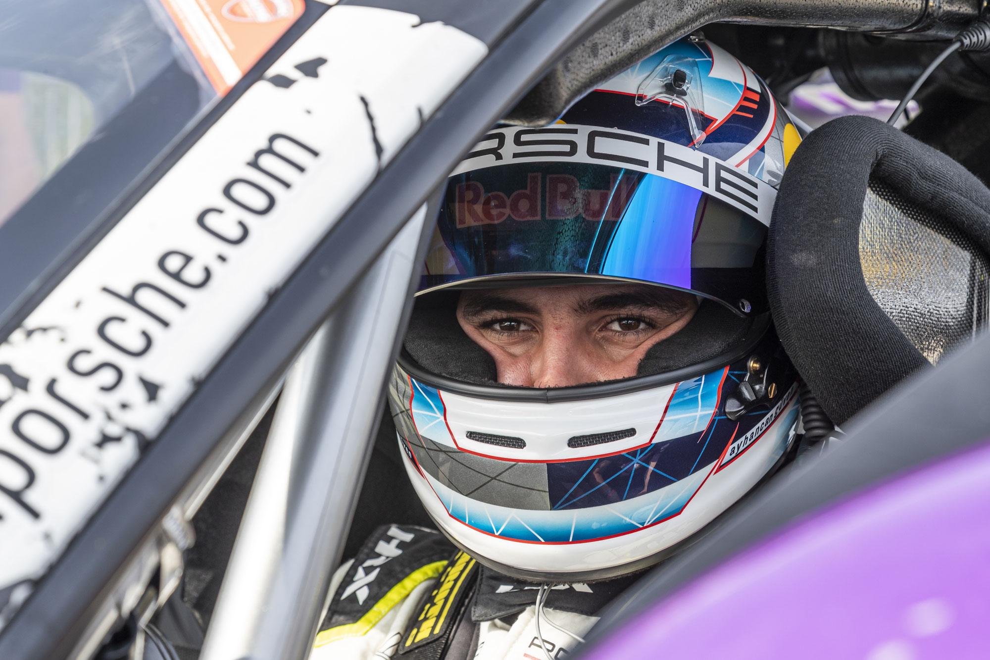 Porsche Junior Ayhancan Güven im Interview