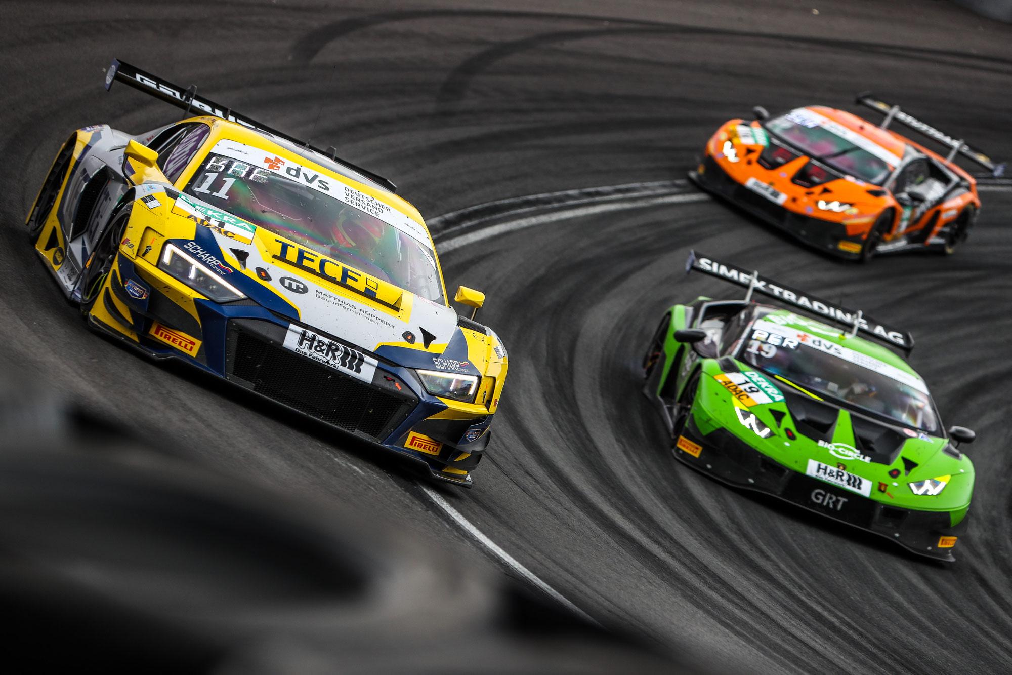 Starke Pace aber viel Pech für EFP:racing in Zandvoort