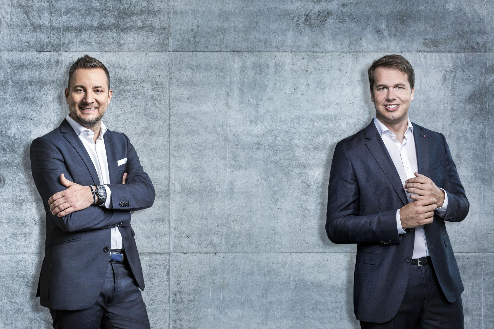 Neue Doppelspitze in der Audi Sport GmbH