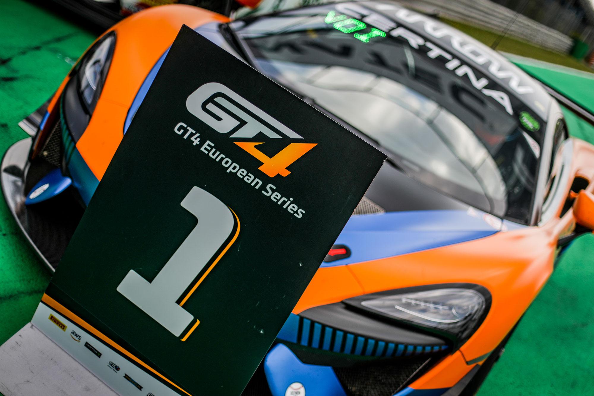 United Autosports komplettiert fulminantes Debüt-Wochenende mit zweitem Sieg in Monza