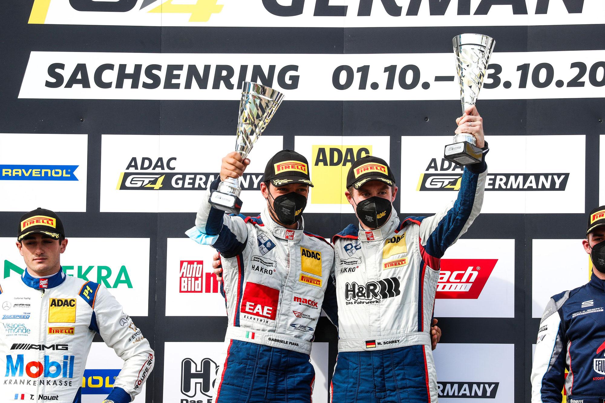 BMW-Duo Schrey/Piana baut mit fünften Saisonsieg Tabellenführung aus