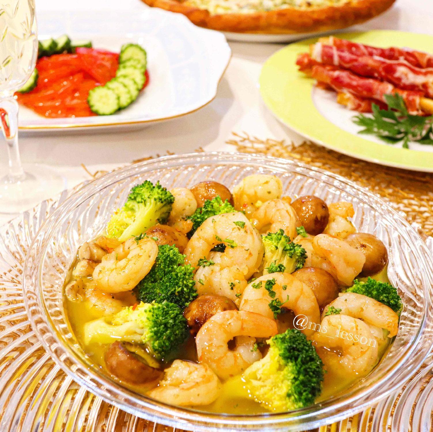 簡単レシピ  ホタルイカと菜の花のパスタ&生食できない理由