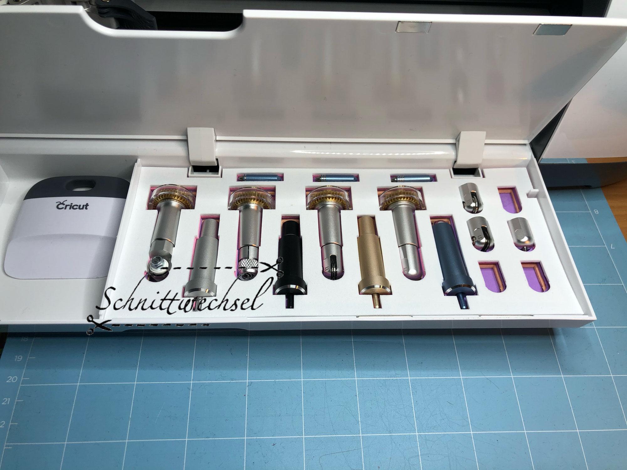 Ein Tool Organizer für meinen Maker