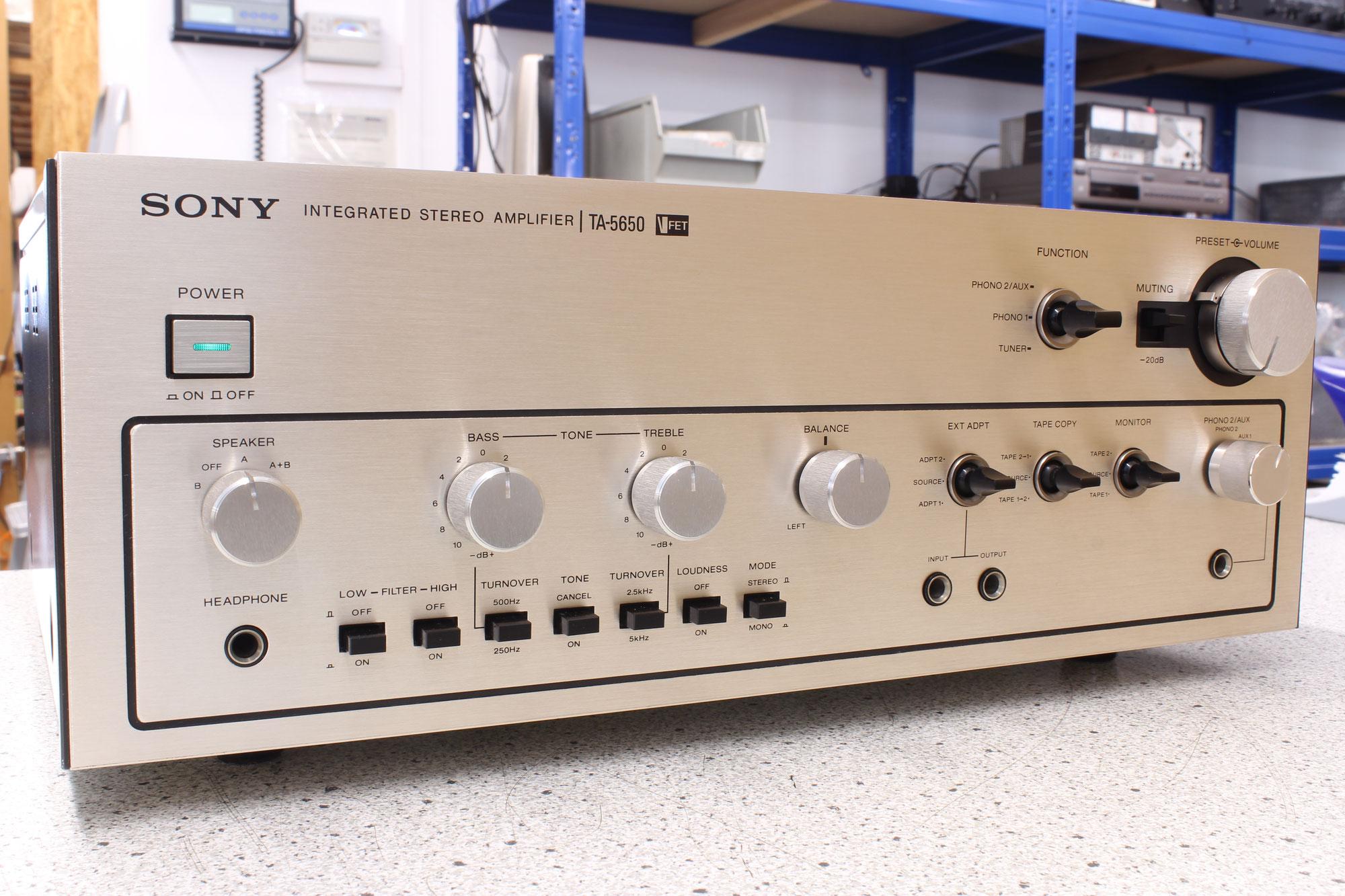 Sony TA-5650