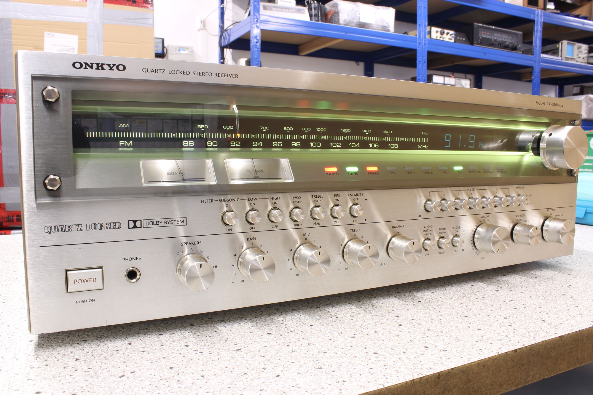 Onkyo TX-8500MKII