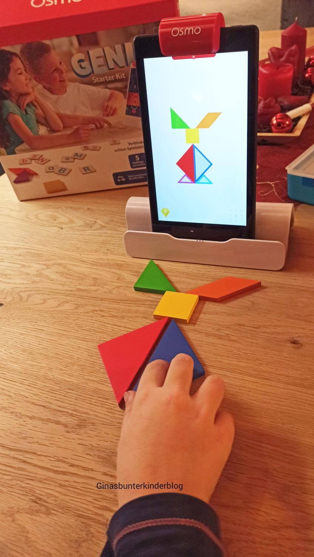 Osmo Play - Digitales Lernspiel für das IPad und Amazon Fire Tablett unsere Erfahrung