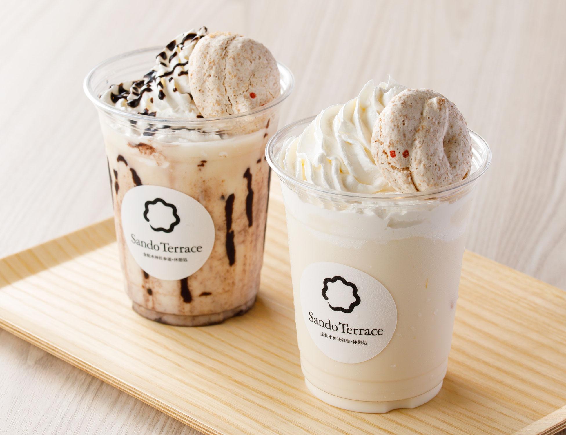 白蛇チョコレートドリンク Shirohebi Chocolate Drink