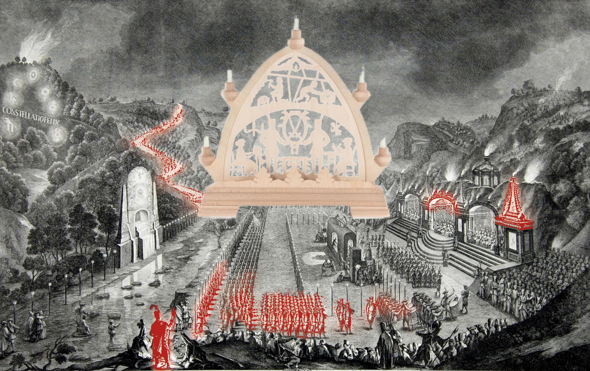 Auf der Suche nach dem Ursprung des Schwibbogens - Teil 2