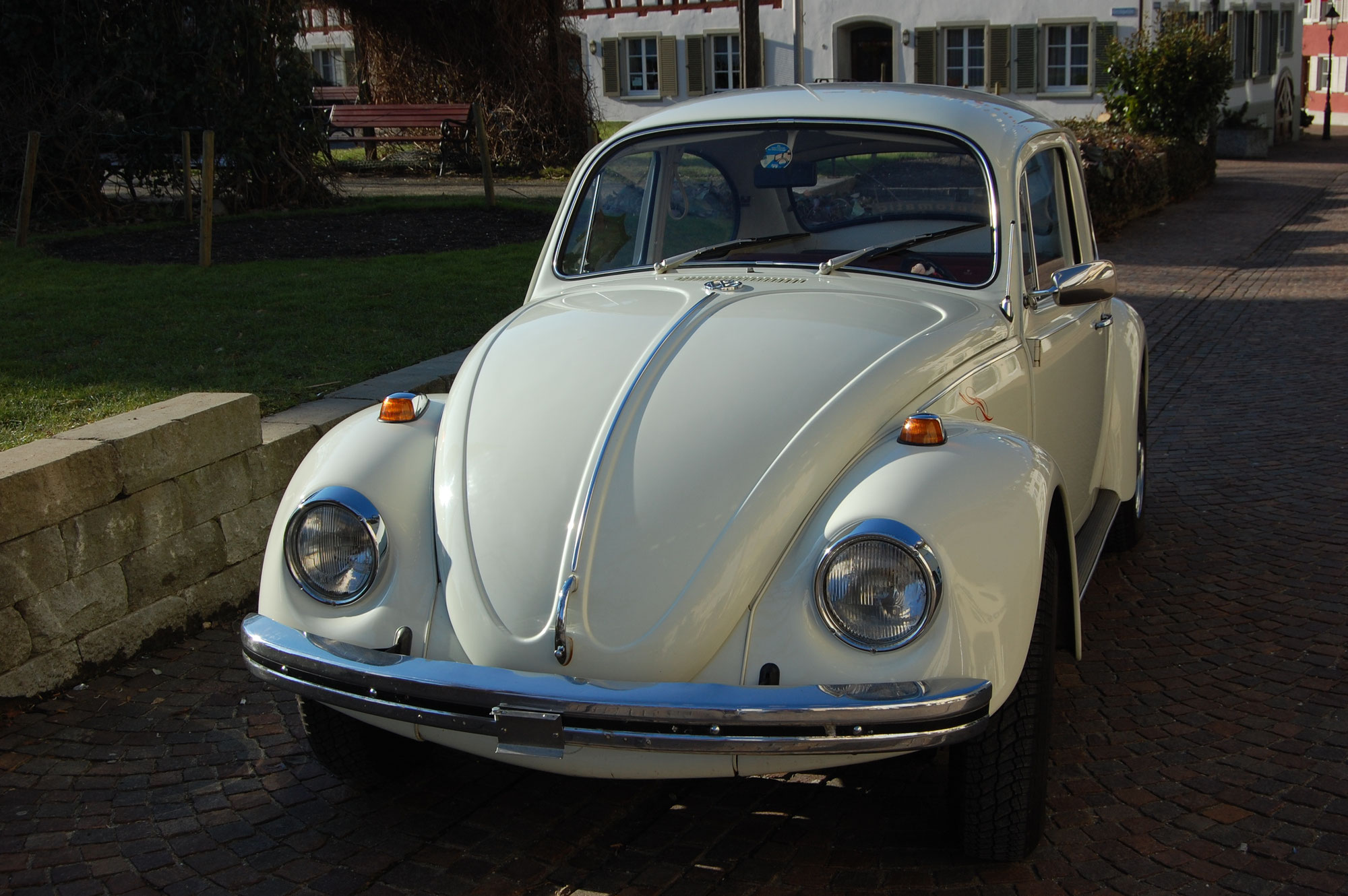 Oldtimer Vw Kafer Hochzeitsauto Partyservice Bodensee