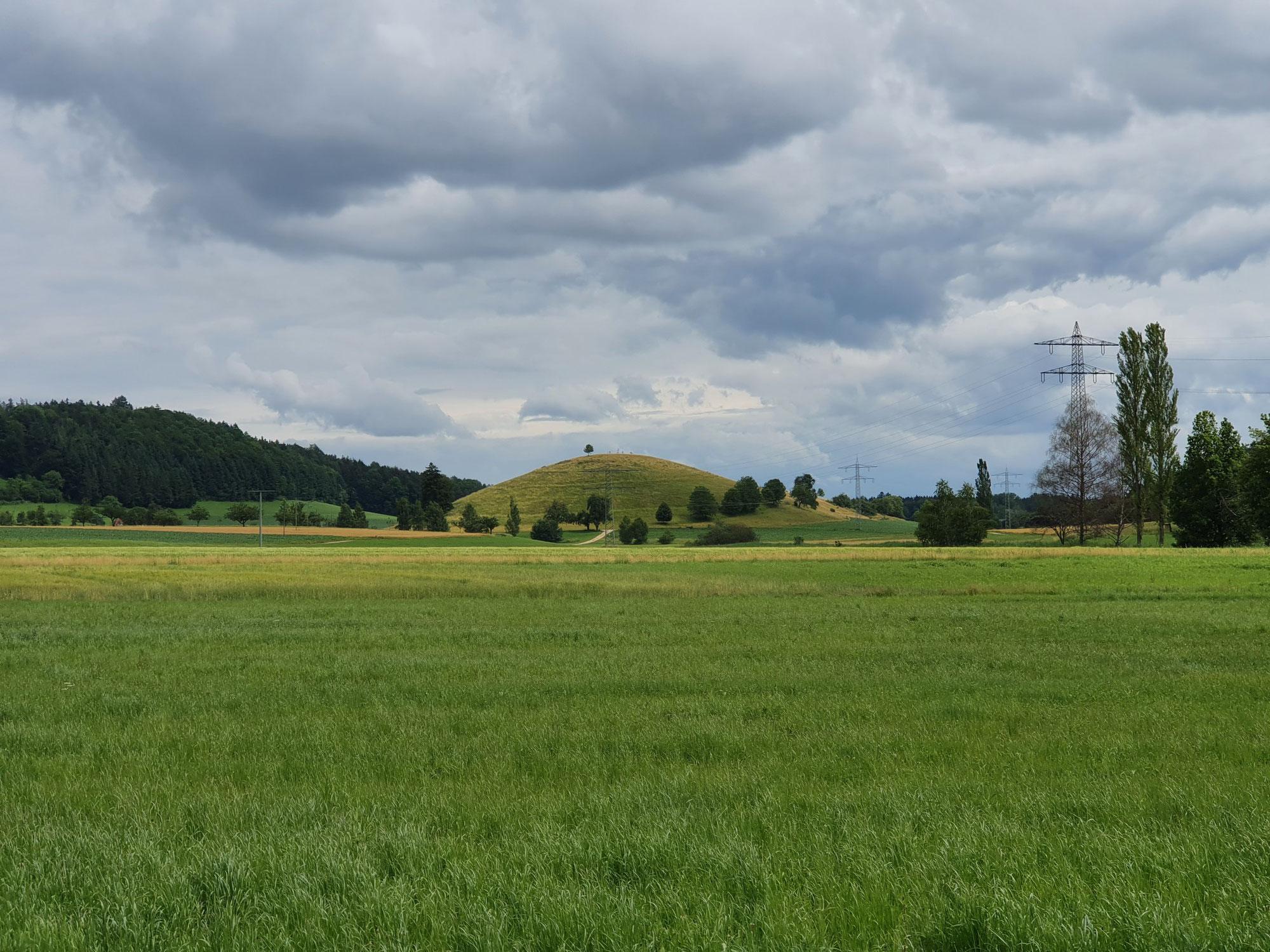 Velotour, Erster Test: Haldengut - Hödingen