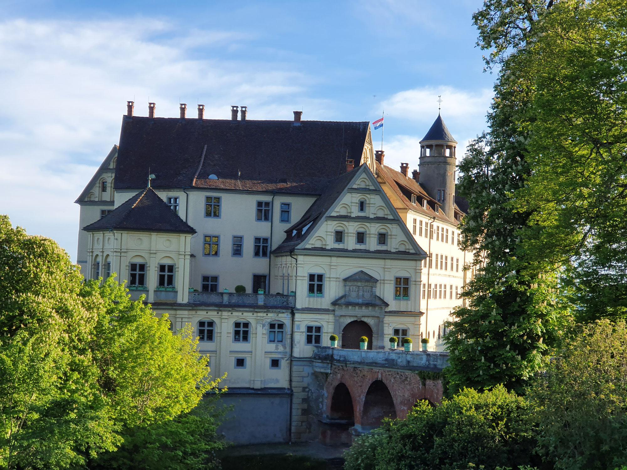 Luftkurort & Schloss Heiligenberg