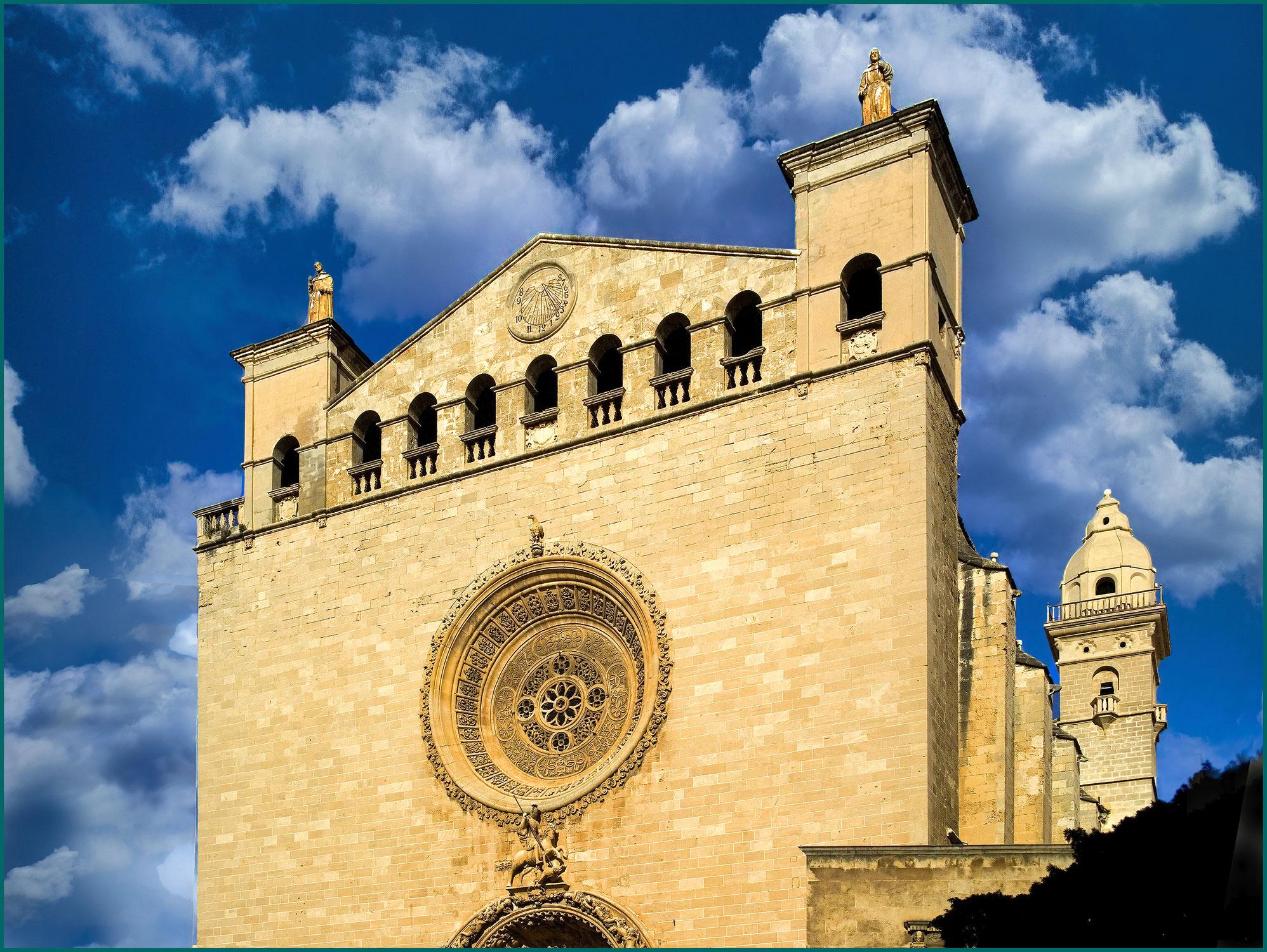 A Basilica de Sant Francesc