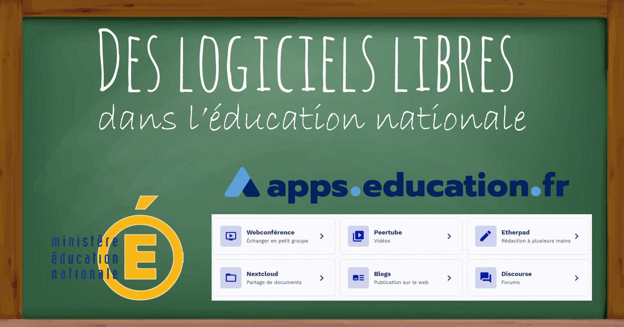 Logiciels libres et éducation nationale