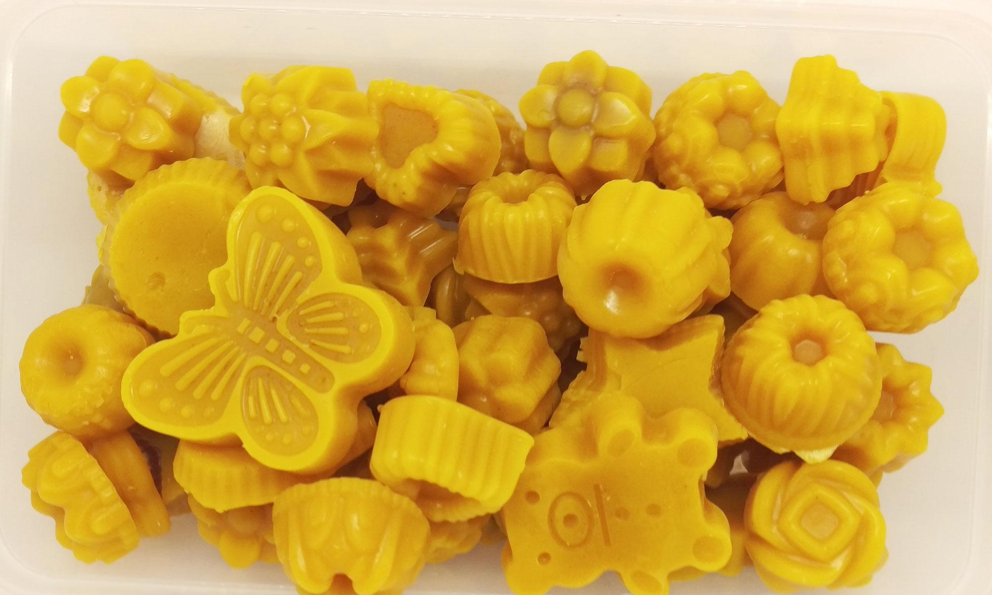 Wertvolles Naturprodukt: Das Bienenwachs