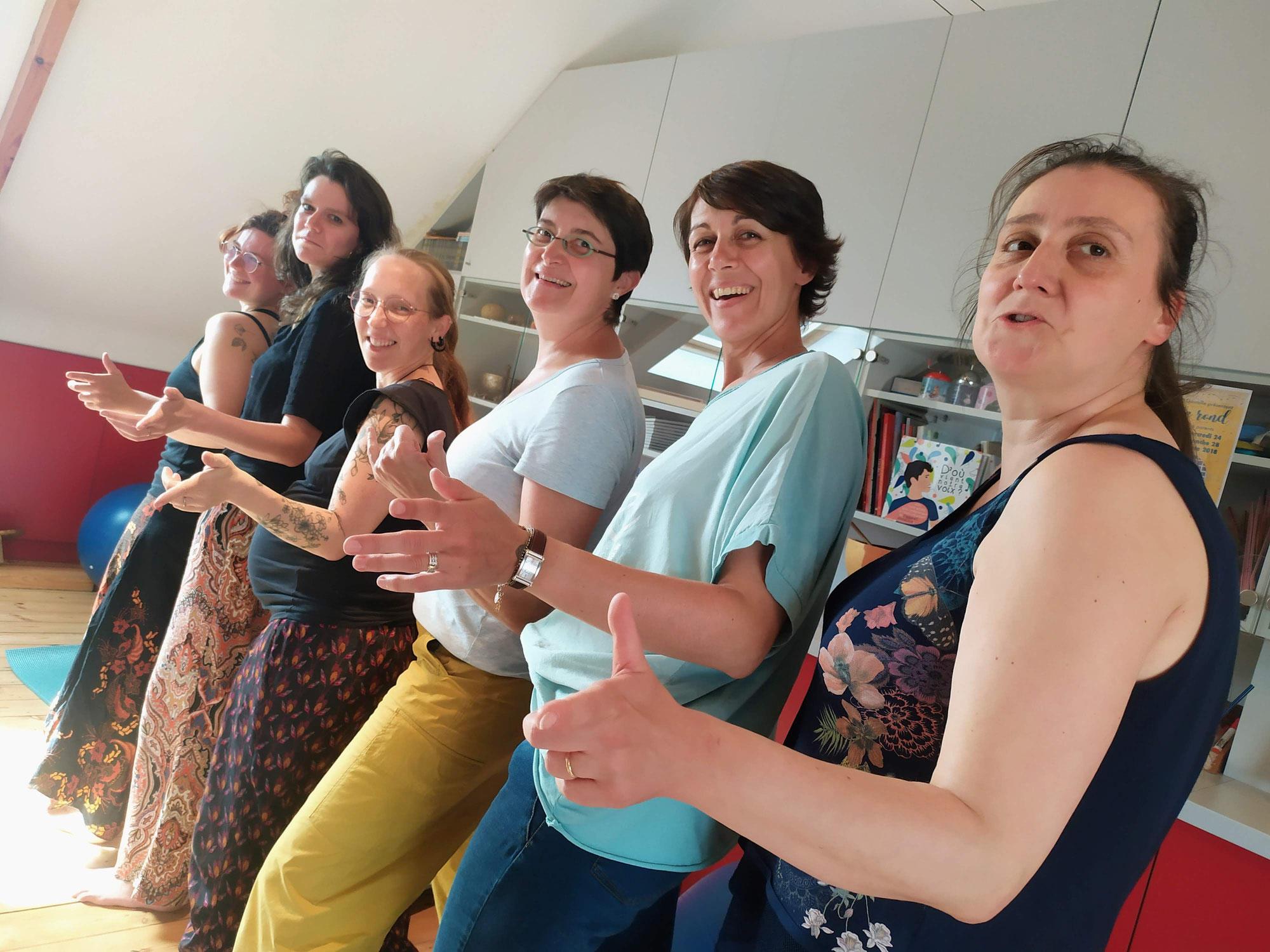 Formation Chant prénatal - Juin 2021 (Antoing)