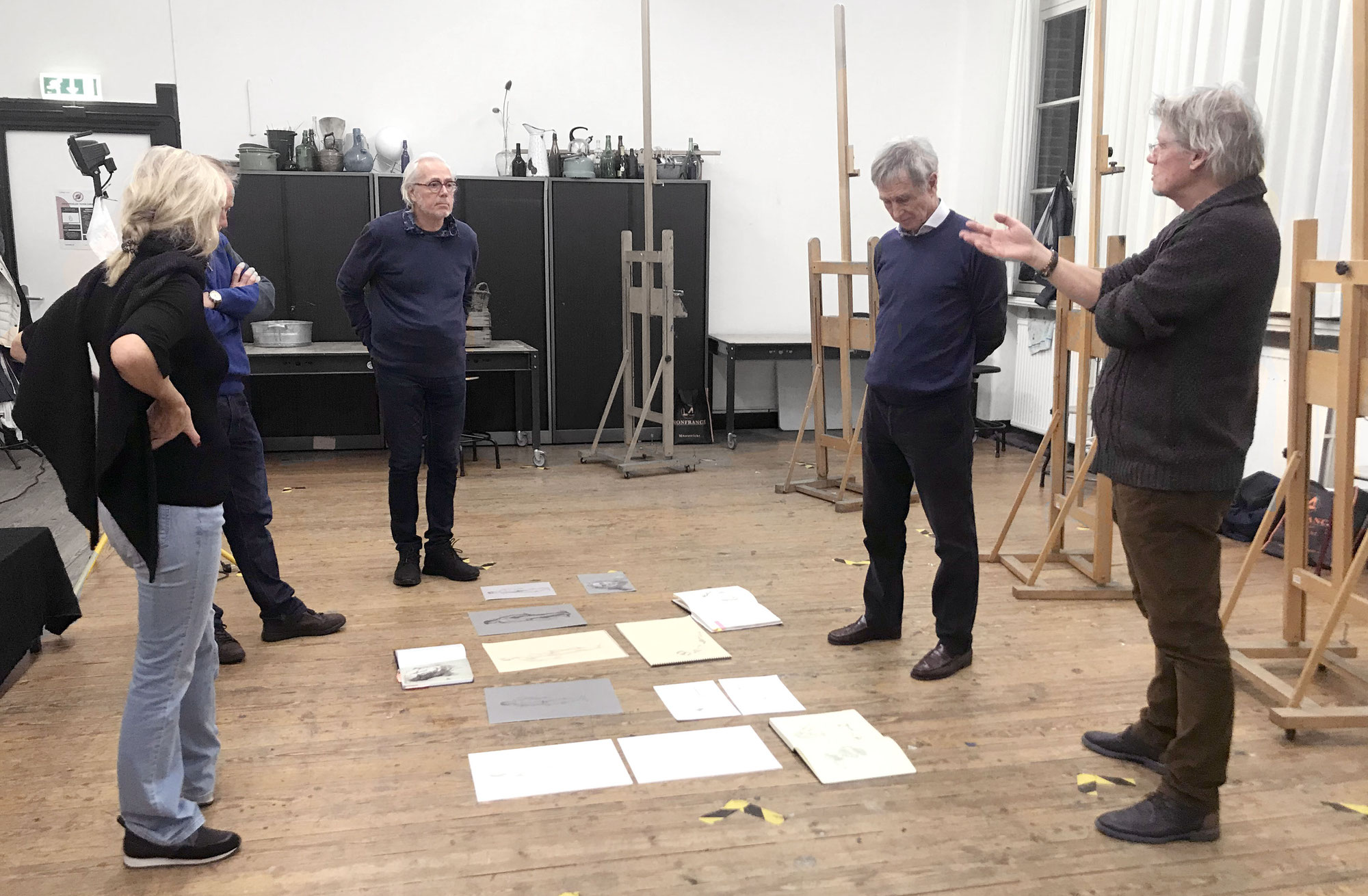 Modeldrawing, lessons from the masters (part two)