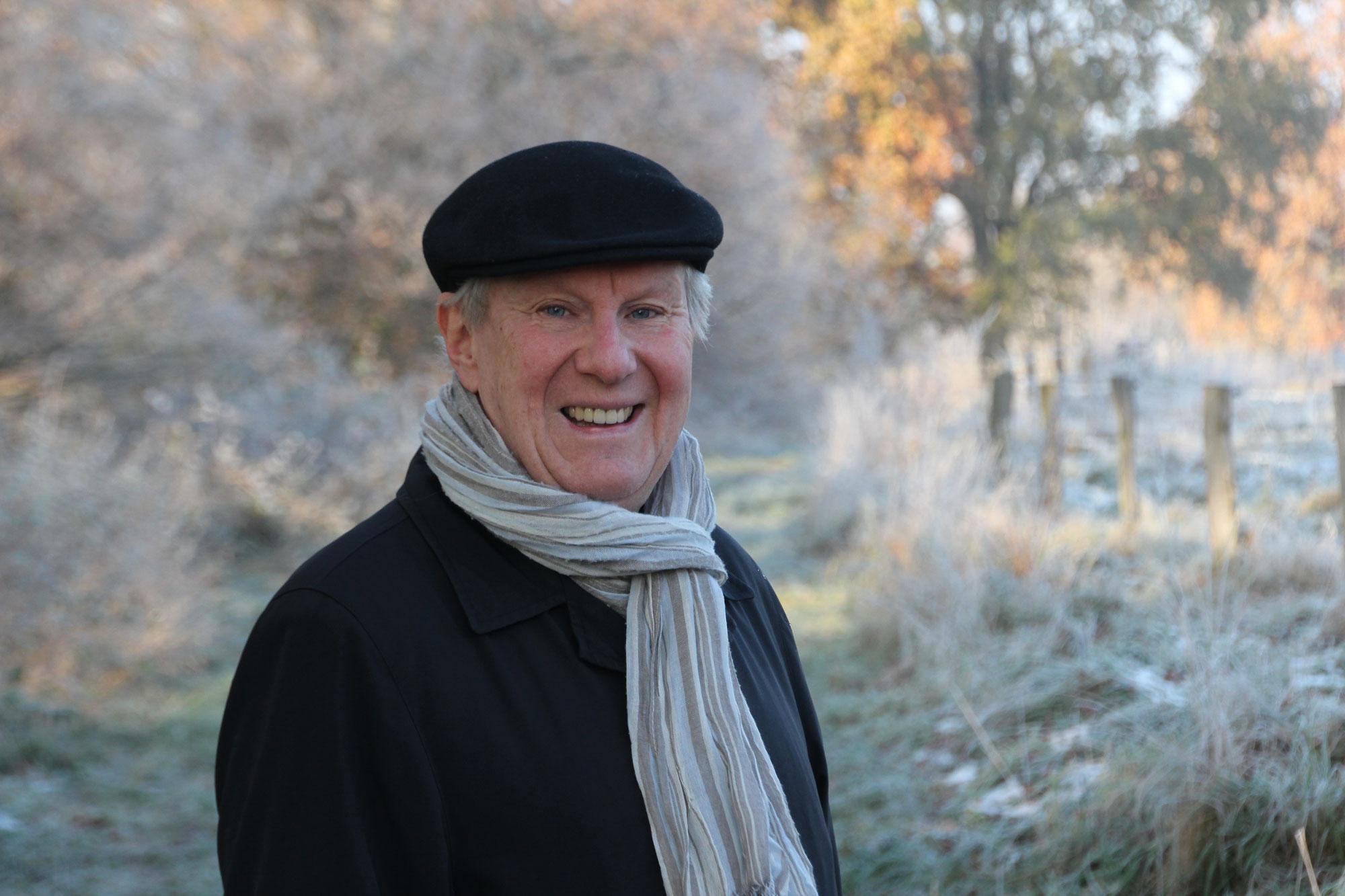 27 - Autoreninterview mit Konrad K. L. Rippmann