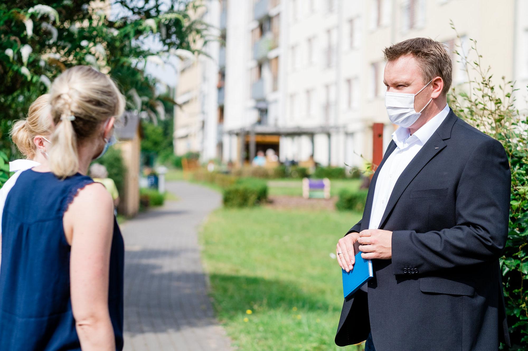 #Tegtmeier: Stadtgesellschaft unterstützen