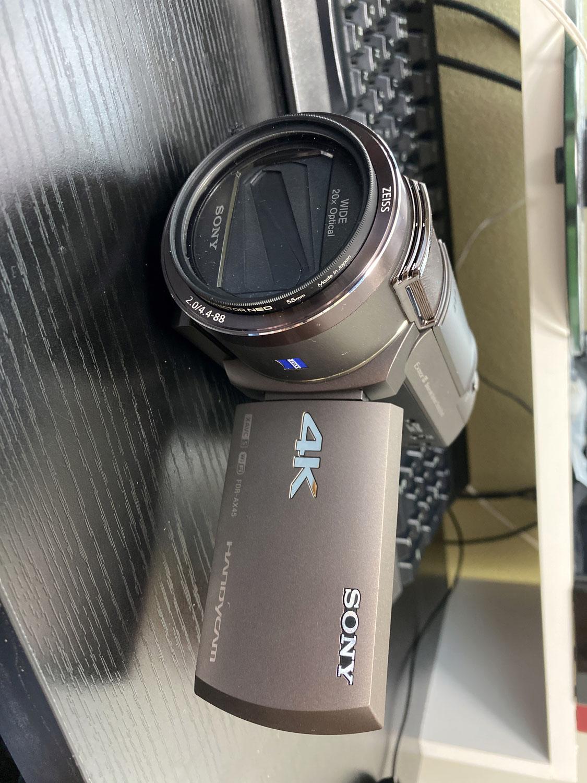新たなカメラを導入
