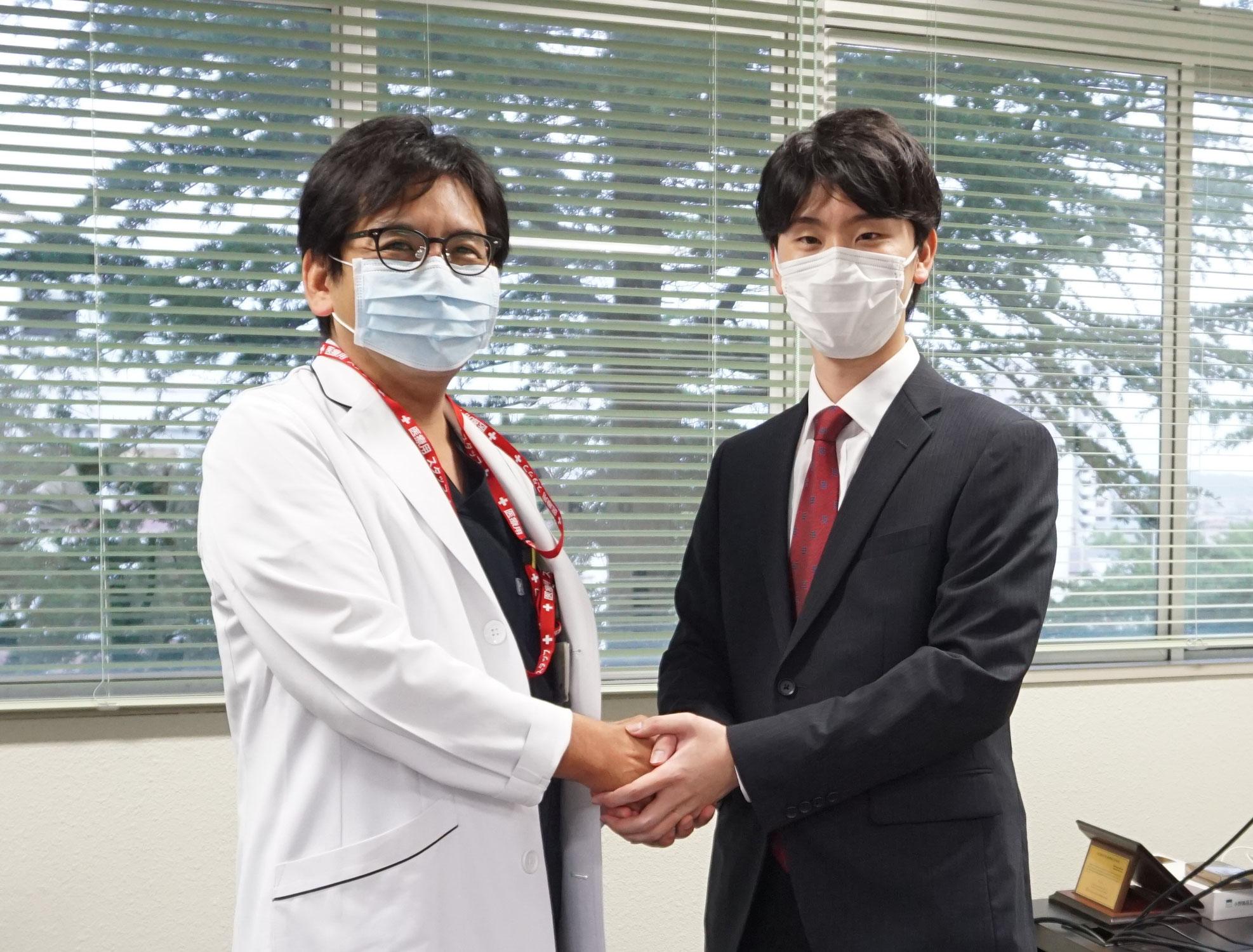 鈴木豪先生入局決定!