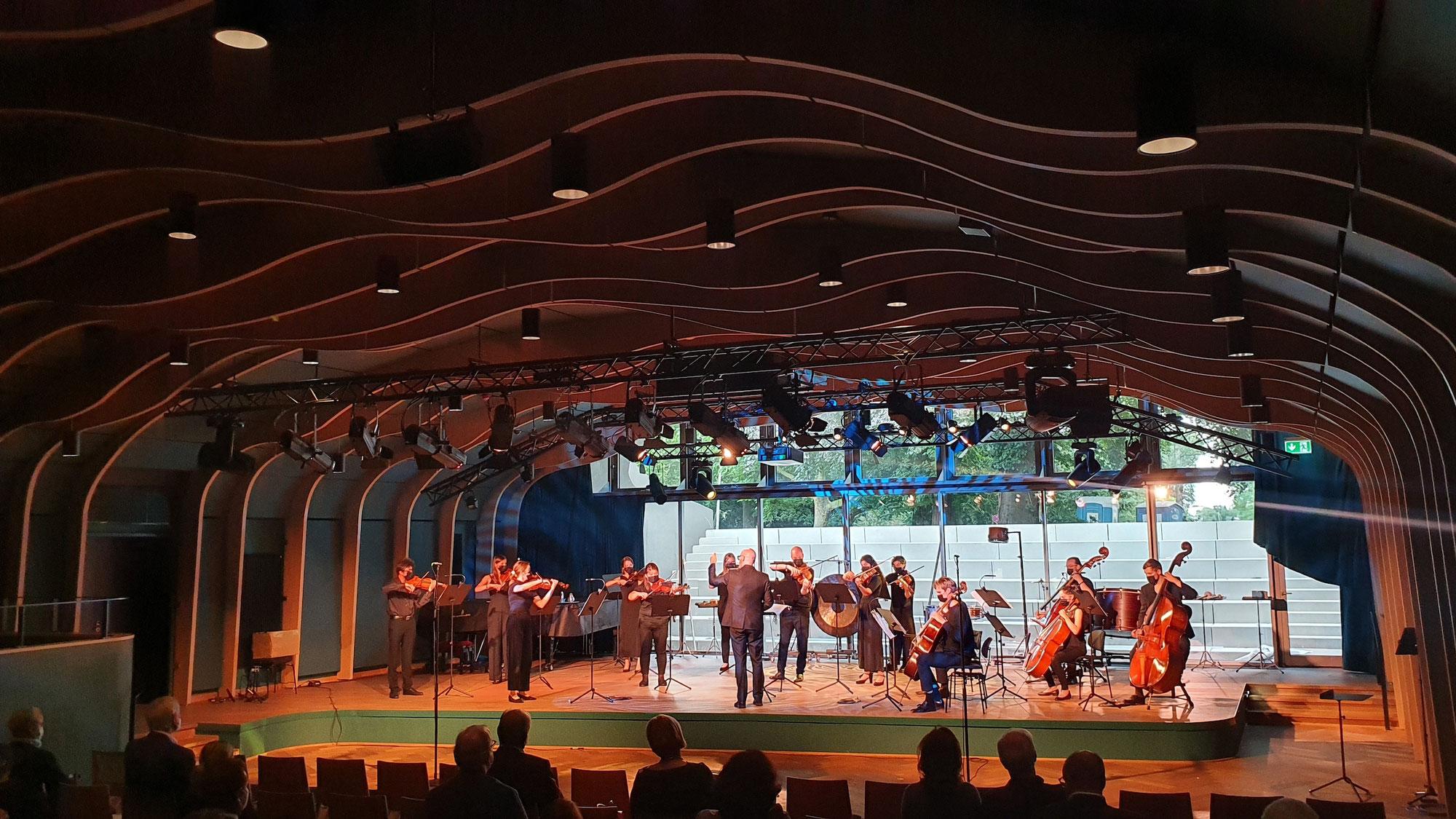 Exklusives Auftaktkonzert der Stiftung junge norddeutsche philharmonie