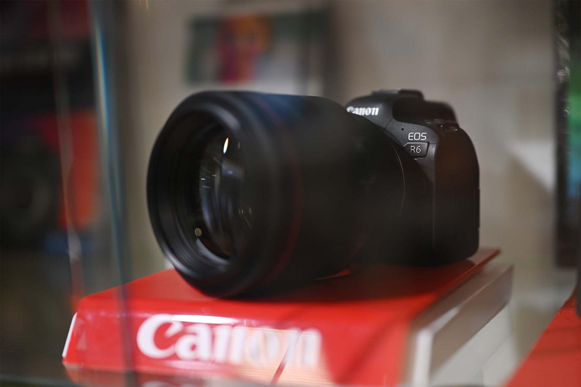 Hausmesse: viele Canon Kameras und Objektive reduziert!