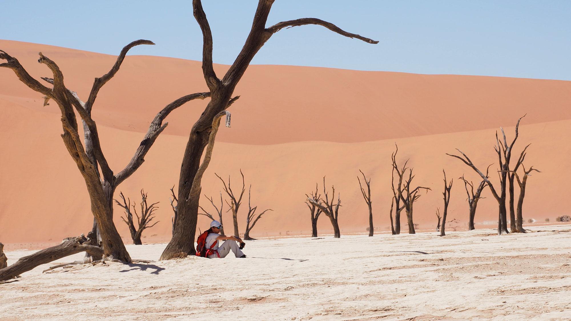 Namibia 06.-14.11.2020 - unsere erste Woche