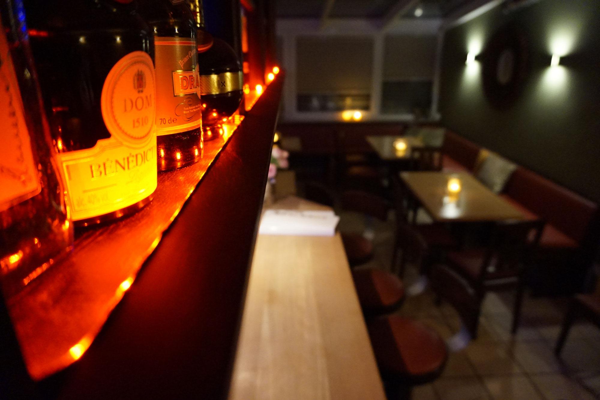 Abschied einer Cocktailbar - Goodbye Muckis Bar