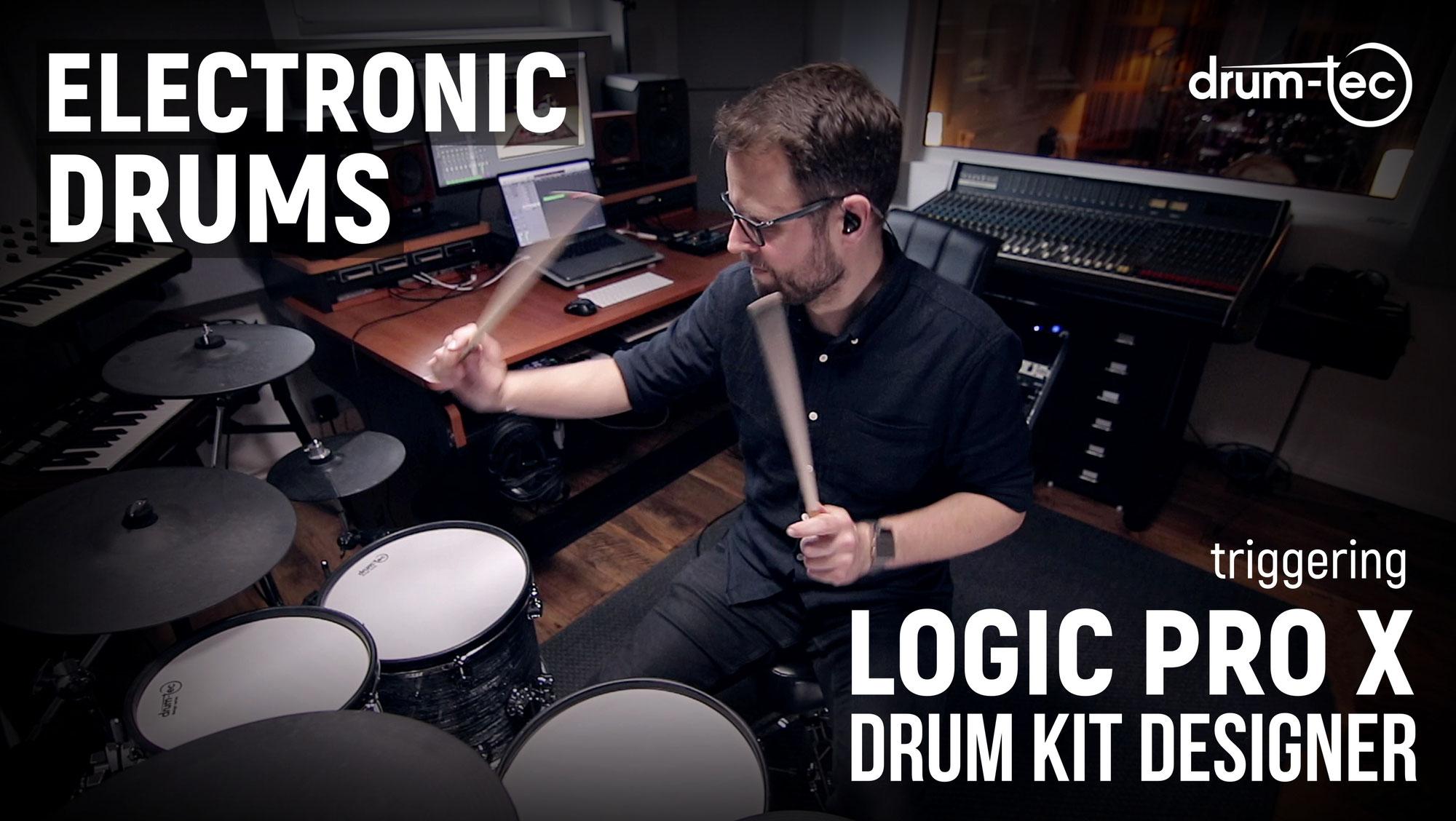 new drum-tec diabolo limited series @ Spytunes Studio B