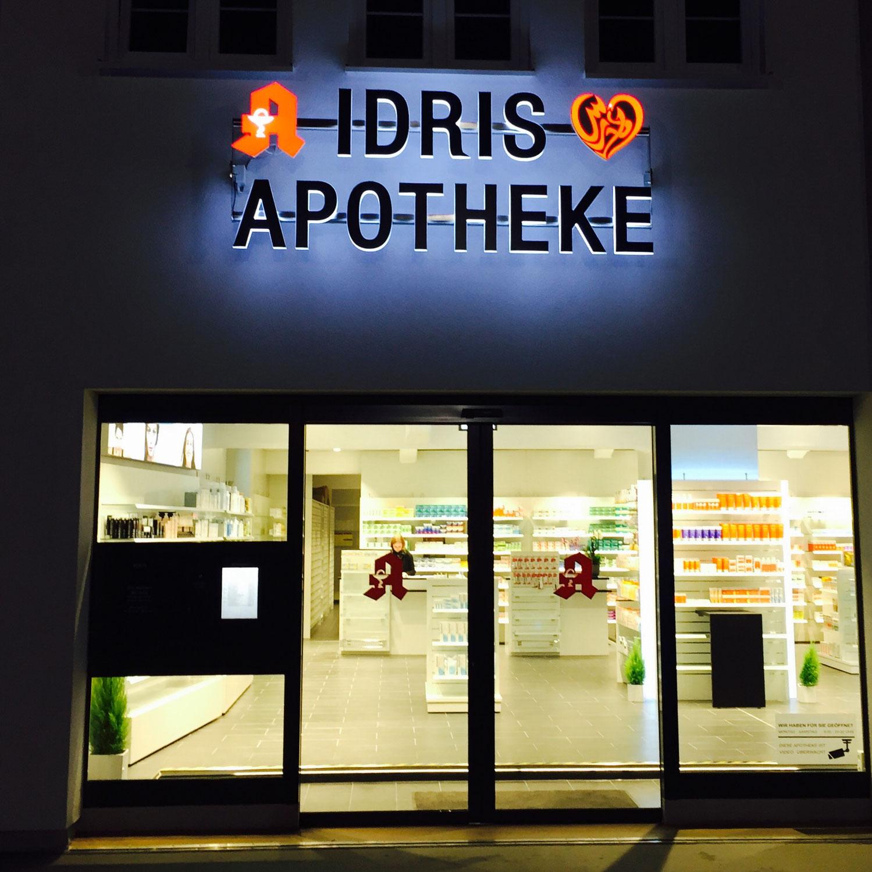 Idris Apotheke Weinheim Beratung Service Und Tolle Angebote