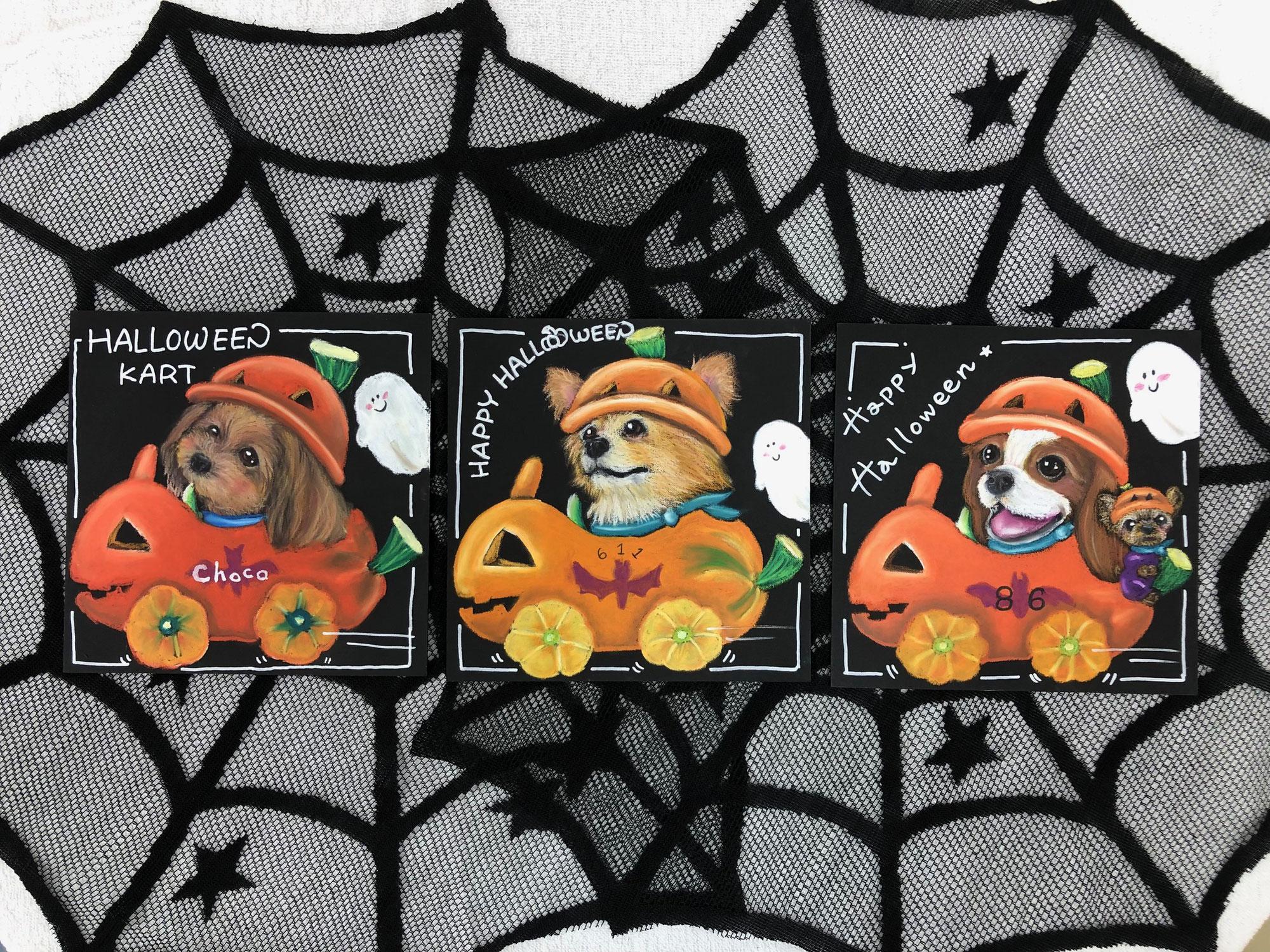 《チョークアートぷちレッスン》開催しました~♪【ALOHA塾】  犬のしつけ教室@アロハドギー