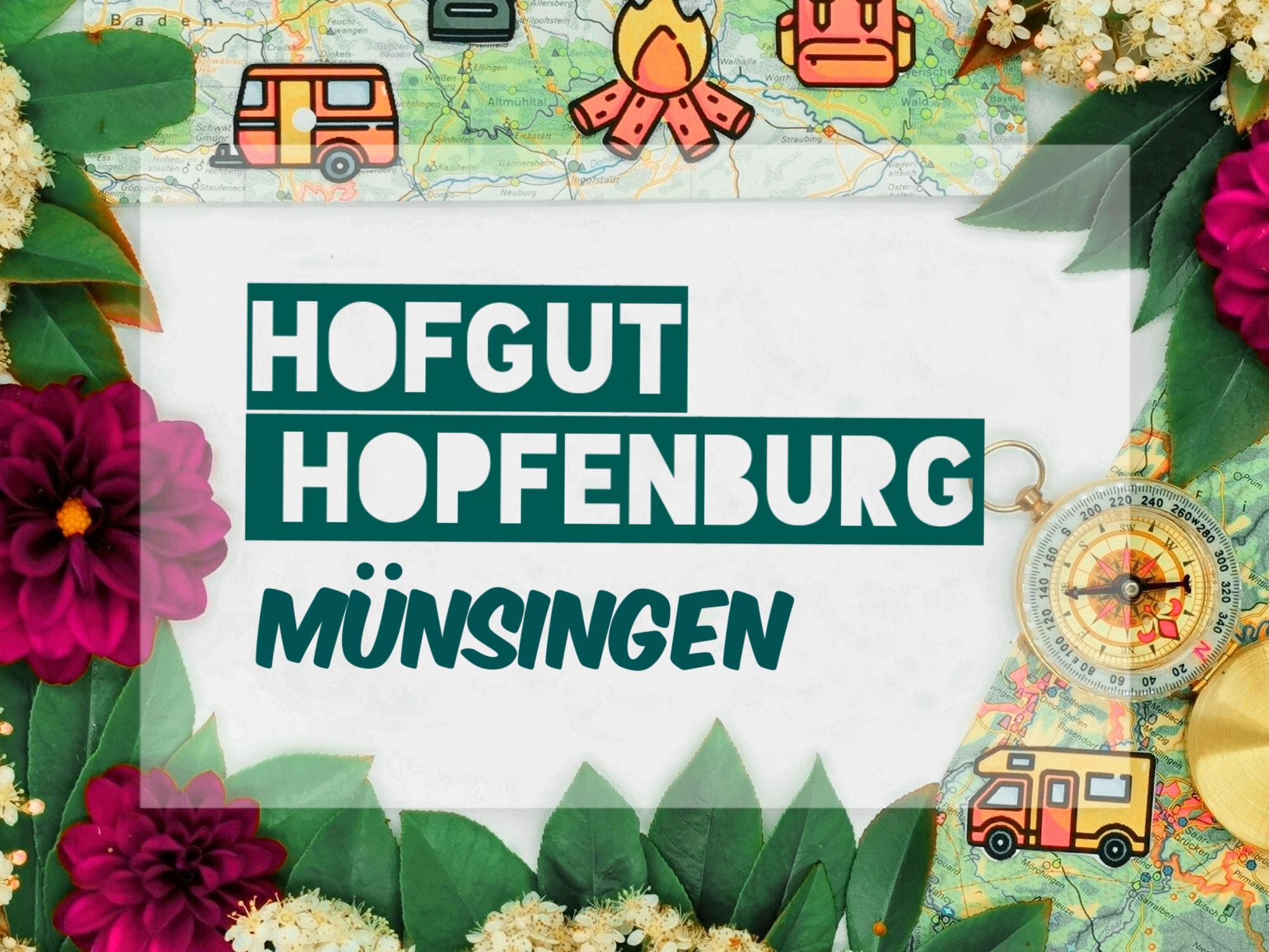 Hofgut Hopfenburg - Münsingen
