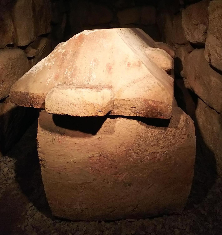 銅鐸博物館と大岩山古墳群