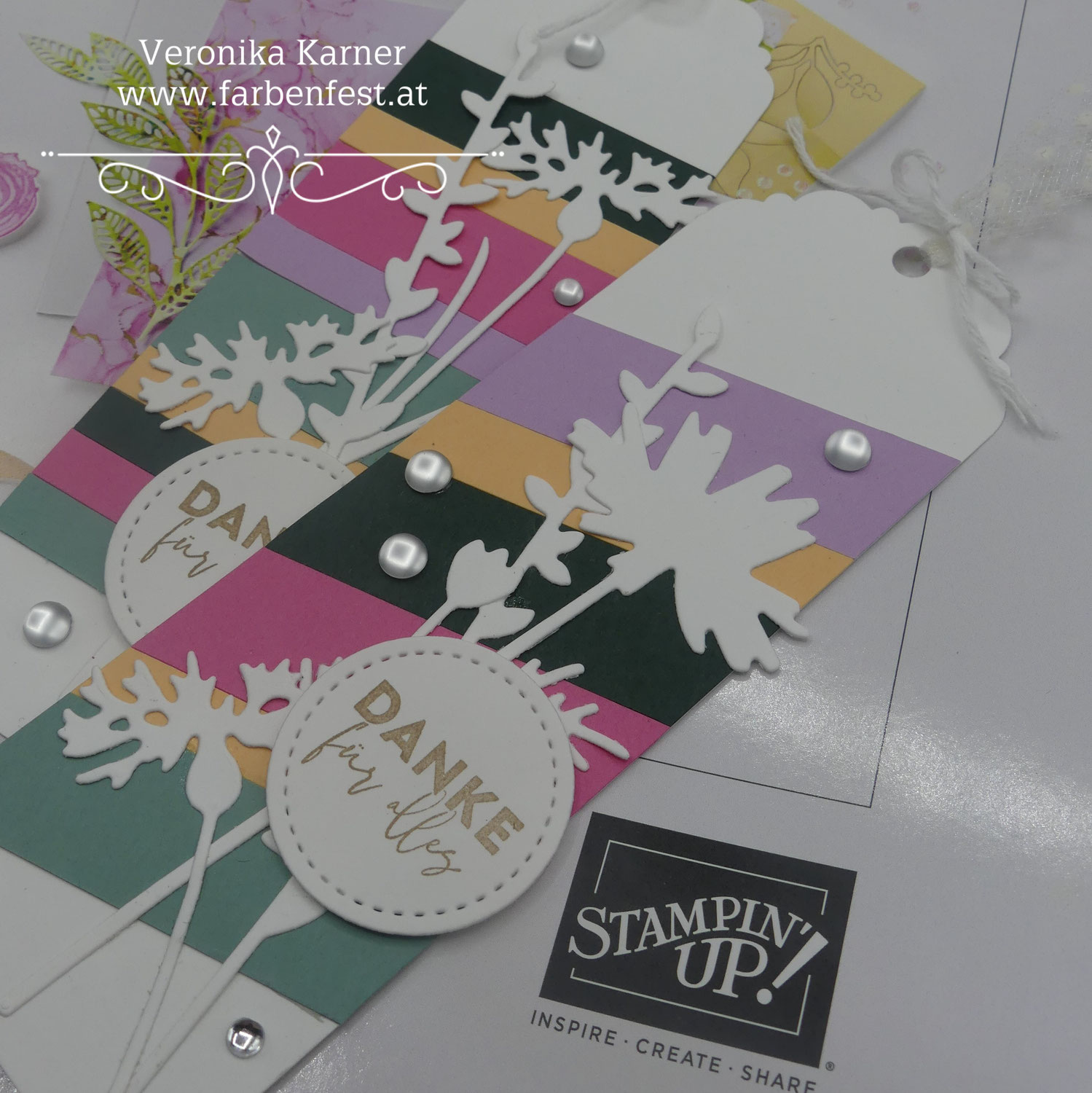 BlogHop PaperWitches - Jahreskatalog / Hello In Color 2021-2023