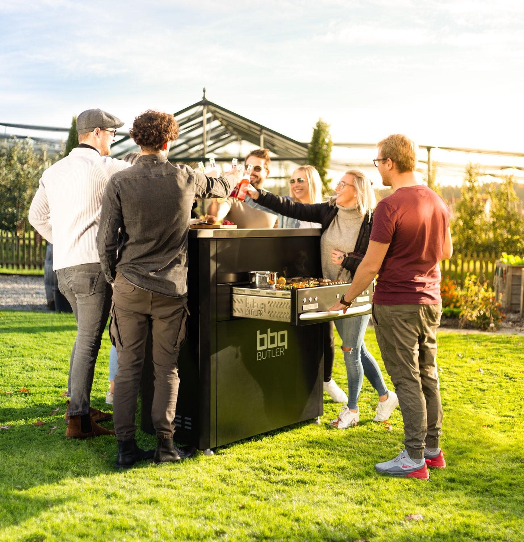 Erfolgsgeschichten aus Konstanz - der BBQ-Butler