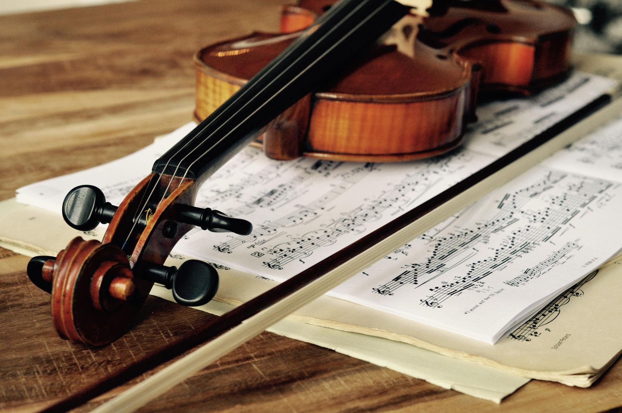 VIOLIN LESSONS - AnnaSophiaLang Musik, Bild, Sprache