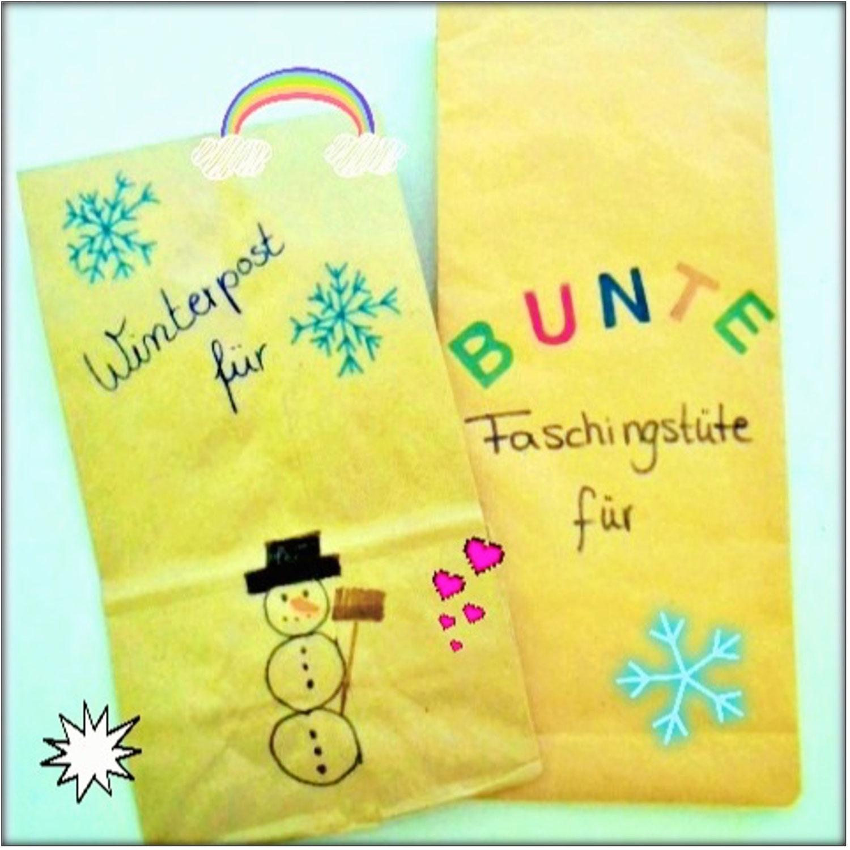 Kinderpost aus der KiTa Regenbogen