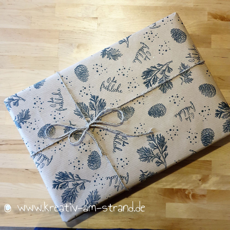 individuelles Geschenkpapier...