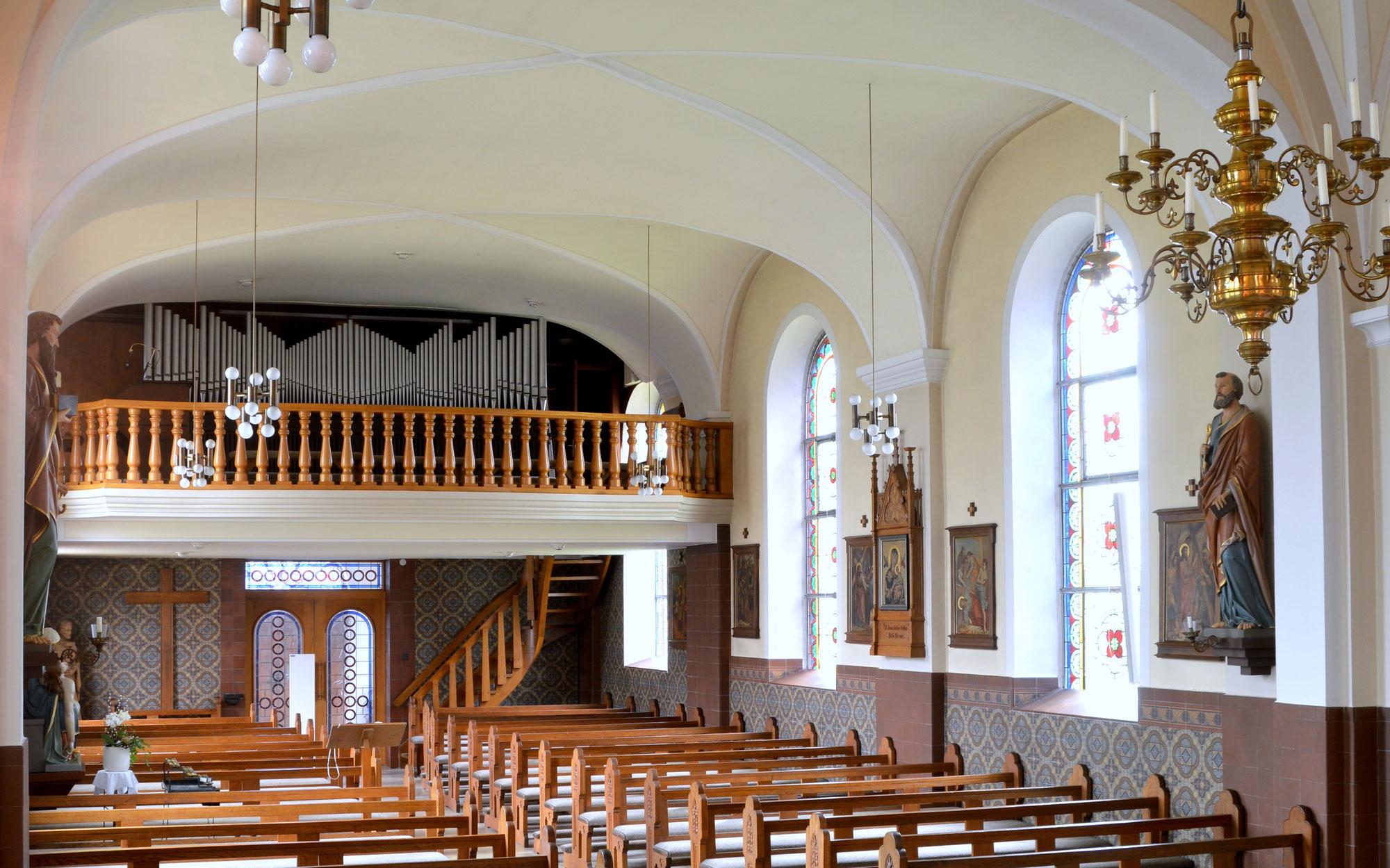 Orgelrenovierung in Kneheim abgeschlossen